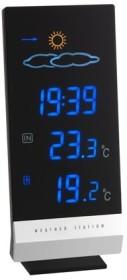 TFA Dostmann Lumax wireless weather station digital (35.1093)