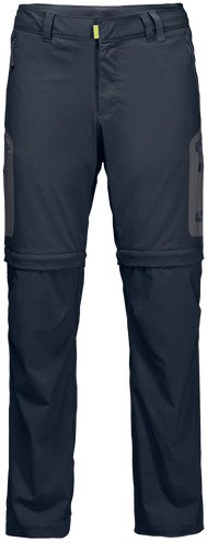 Jack Wolfskin Activate Light Zip Off pant long night blue (men) (1503741 1010) from £ 46.50