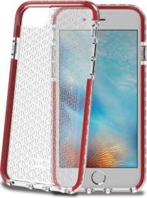 Celly Hexagon für Apple iPhone 6/6s/7/8 rot (HEXAGON800RD)