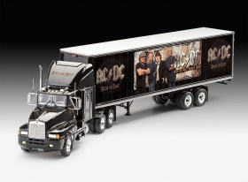 Revell Truck & Trailer AC/DC Limited Edition (07453)