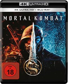 Mortal Kombat (4K Ultra HD)