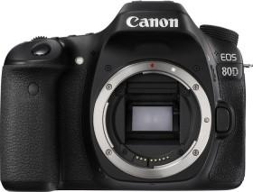 Canon EOS 80D Body (1263C027)