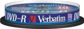 Verbatim DVD-R 4.7GB 16x, 10-pack Spindle (43523)