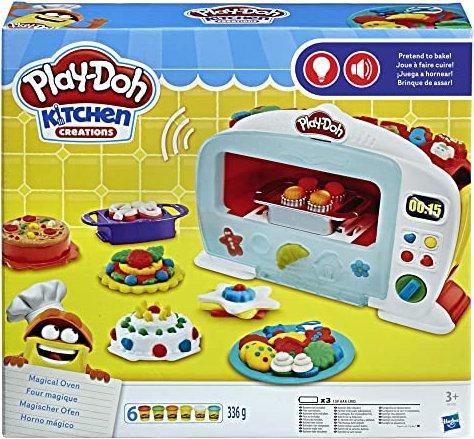 Hasbro Play-Doh Magischer Ofen (B9740) -- via Amazon Partnerprogramm