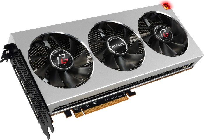 ASRock Phantom Gaming X Radeon VII 16G, 16GB HBM2, HDMI, 3x DP (90-GA1100-00UANW)