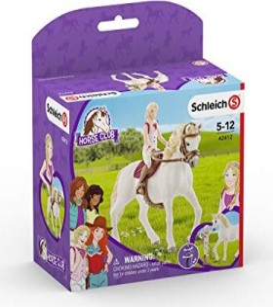 Schleich Horse Club - Playset Sofia & Blossom (42412)