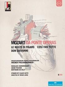Wolfgang Amadeus Mozart - Don Giovanni/Cosi fan tutte (DVD)