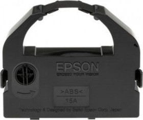 Epson S015013 ink ribbon black