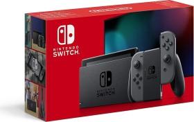 Nintendo Switch schwarz/grau (2019) (verschiedene Bundles)