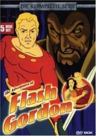 The Adventures of Flash Gordon Box