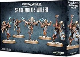 Games Workshop Warhammer 40.000 - Space Wolves - Wulfen (99120101140)