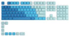 Glorious PC Gaming Race GPBT Keycaps, PBT Keycap set, Caribbean Ocean, US (GLO-KC-GPBT-CO)