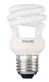 Philips Tornado ESaver 8W/827 E27 (211527-10)