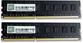 G.Skill NT Series DIMM Kit 16GB, DDR3-1600, CL11-11-11-28 (F3-1600C11D-16GNT)