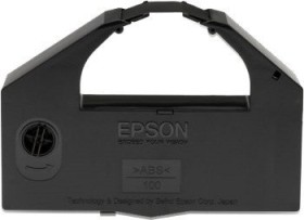 Epson S015066 ink ribbon black