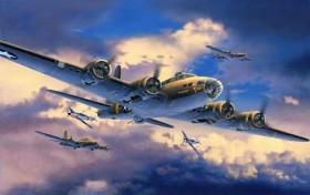 Revell B-17F Memphis Belle (04279)