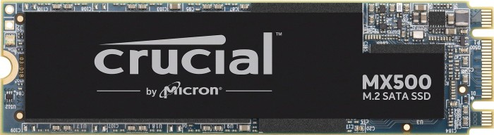 Crucial MX500 500GB, M.2 (CT500MX500SSD4)