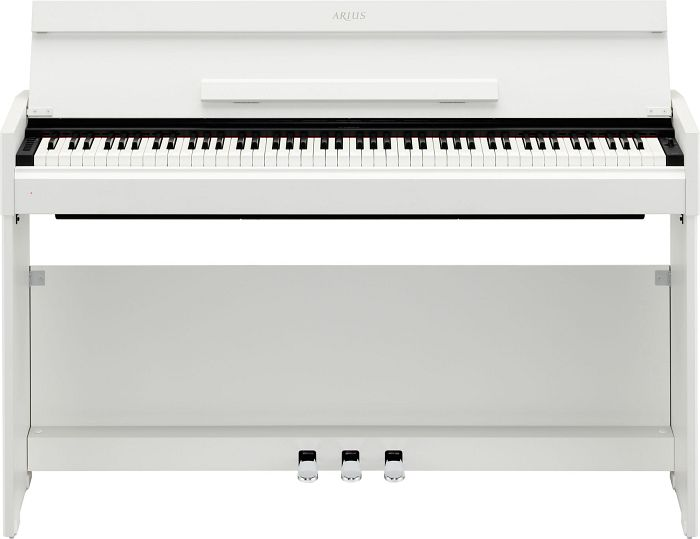 Yamaha YDP-S51 WH white Arius digital piano