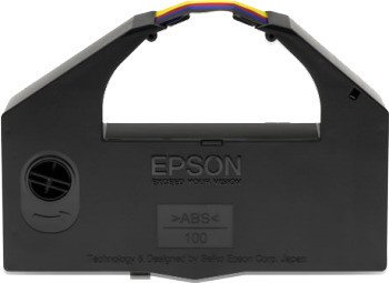 Epson S015067 ink ribbon coloured