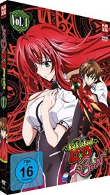 Highschool DxD BorN Staffel 3 Vol. 1