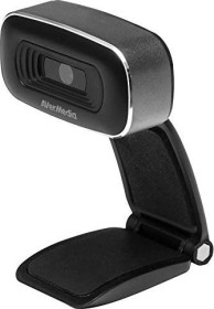 AVerMedia PW310 HD Webcam 310 schwarz