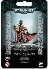 Games Workshop Warhammer 40.000 - Space Wolves - Ulrik the Slayer (99070101019)