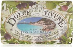 Nesti Dante Dolce Vivere Costa Smeralda Seife, 250g