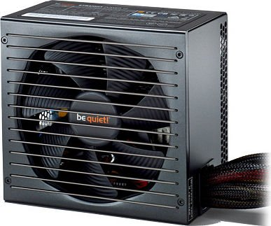 be quiet! Straight Power 10 400W ATX 2.4 (E10-400W/BN230)
