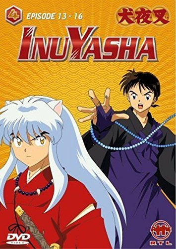 Inuyasha Vol. 4 -- via Amazon Partnerprogramm