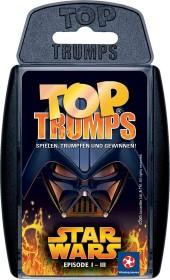Top Trumps Star Wars Episode 1-3