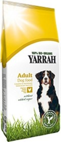 Yarrah Organic Adult Dry Dog Food with Chicken 2.00kg