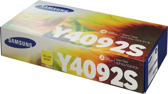 Samsung CLT-Y4092S Toner gelb (SU482A)