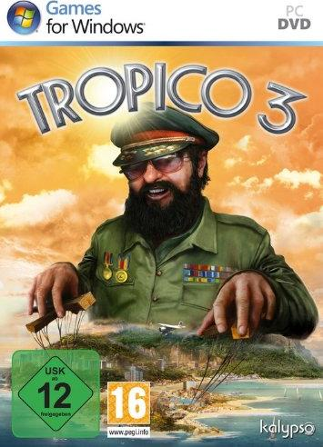 Tropico 3 (deutsch) (PC) -- via Amazon Partnerprogramm