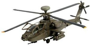 Revell AH-64D Longbow Apache (04046)