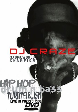 DJ Craze - Live in Puerto Rico -- via Amazon Partnerprogramm