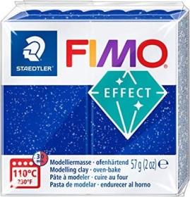 Staedtler Fimo Effect 57g glitter blau (8020302)