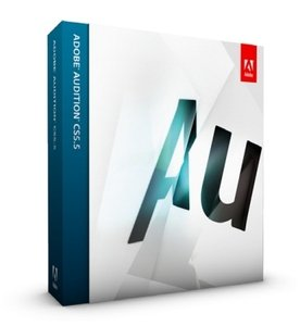 Adobe: Audition CS5.5, update from Audition 1.5/2/3 (English) (MAC) (65106963)
