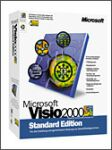 Microsoft: Visio 2000 Standard (English) (PC) (D86-00002)