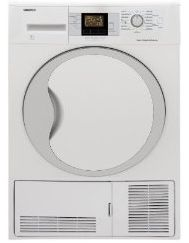 Beko DCU7330 condenser tumble dryer