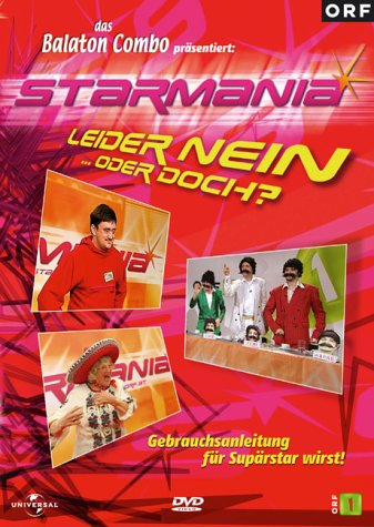 Starmania - Leider Nein -- via Amazon Partnerprogramm