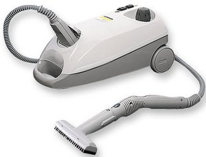 Kärcher SC1201/K1201 steam cleaner with iron