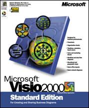 Microsoft: Visio 2000 Standard Update (PC) (D86-00021)