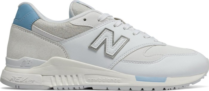 2ff0b45bb3 New Balance Suede 840 white/clear sky (ladies) (WL840WS) starting ...