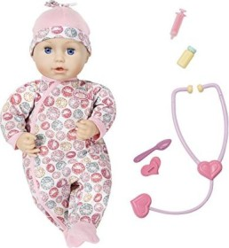 Zapf creation BABY Annabell Puppe - Milly Feels Better (701294)