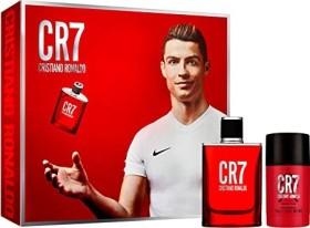 Cristiano Ronaldo CR7 EdT 50ml + Deodorant Stick 75ml fragrance set