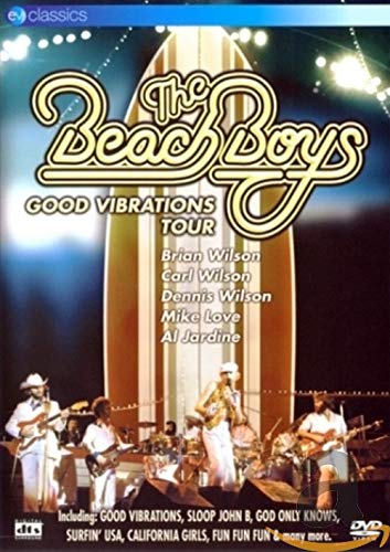 The Beach Boys - Good Vibrations Tour -- via Amazon Partnerprogramm