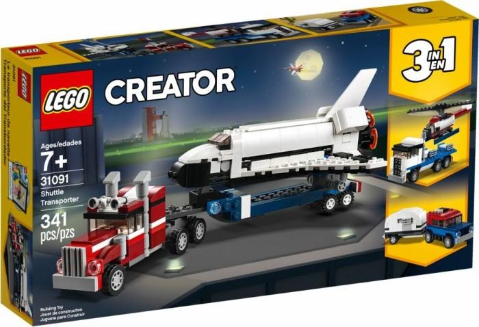 Lego Creator 3in1 Transporter Promu 31091 Od Pln 7996 2019