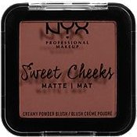 NYX Sweet Cheeks Creamy Powder Blush Matte risky business, 5g