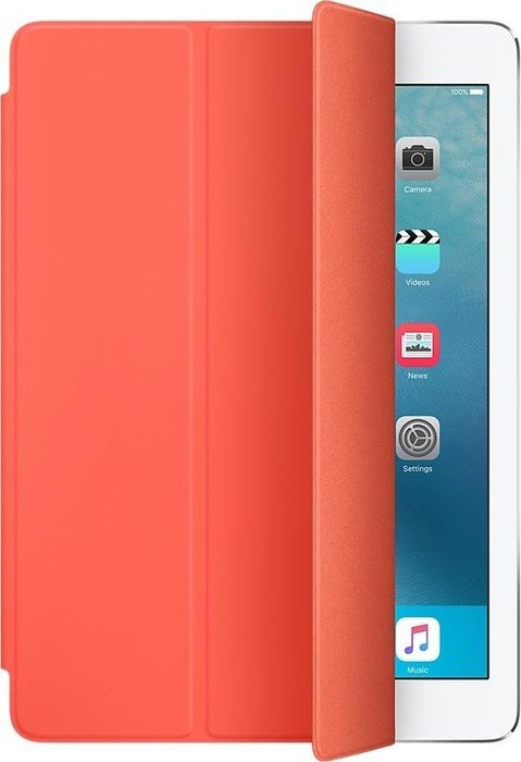 apple ipad pro 9 7 smart cover hellrot mm2h2zm a ab. Black Bedroom Furniture Sets. Home Design Ideas