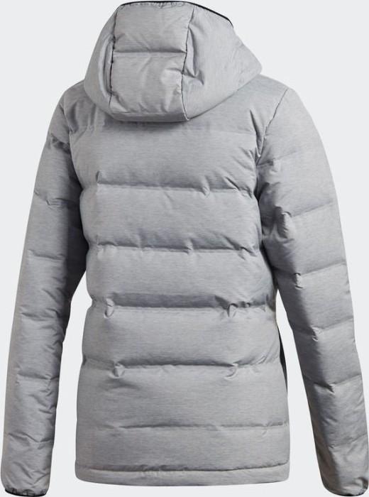 adidas Helionic Jacke medium grey heather (Damen) (CZ1385) ab € 96,00